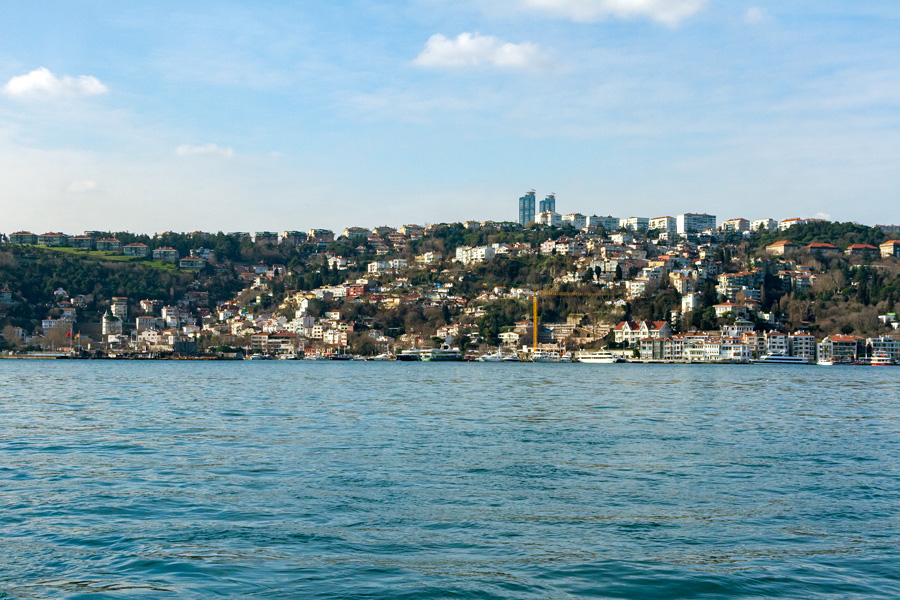 View of Istanbul with the Golden horn